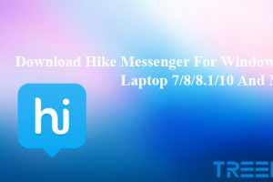 hike messenger for pc download