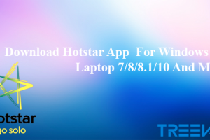 hotstar app for pc download