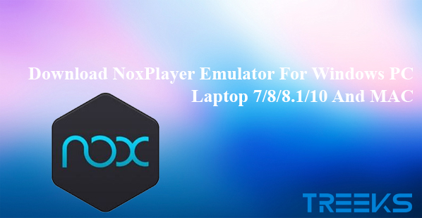 noxplayer download windows mac